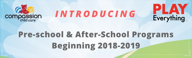 Introducing New Pre & After School Programs